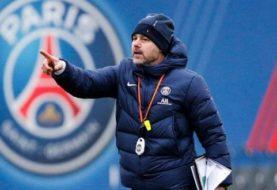 PSG, de Pochettino, cayó ante Lorient y no pudo recuperar la punta
