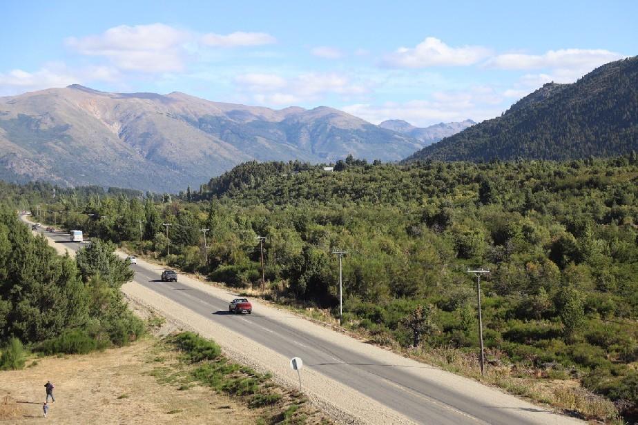Bariloche: coordinan control policial para impedir fogones en La Pampita, de Villa Los Coihues