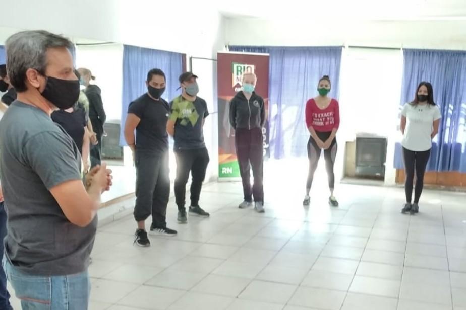 Cultura: con un seminario de danza, vuelve la presencialidad a Río Negro