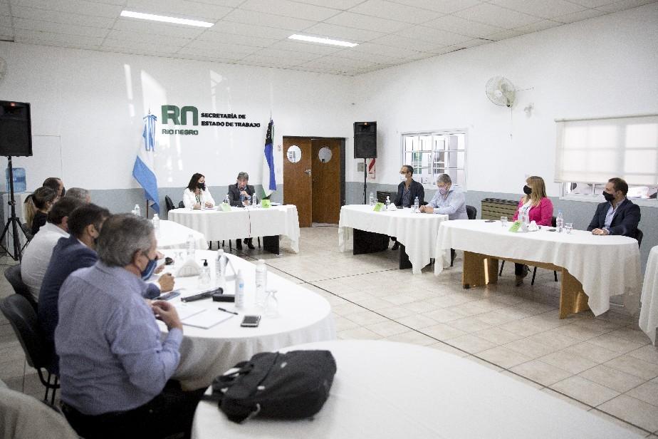 Con el objetivo de iniciar la redacción, se reunió la comisión para el Convenio Colectivo
