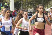El atletismo federado vuelve a protagonizar una competencia en la región