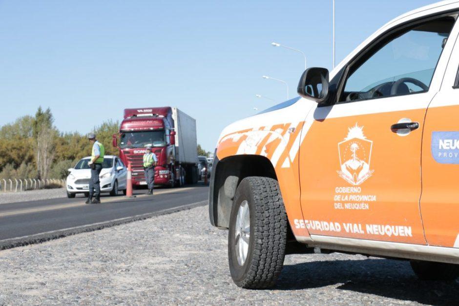 Seguridad vial hará operativos este fin de semana