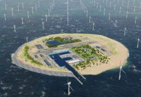 Bélgica y Dinamarca estudian conectarse a través de la isla energética del Mar del Norte