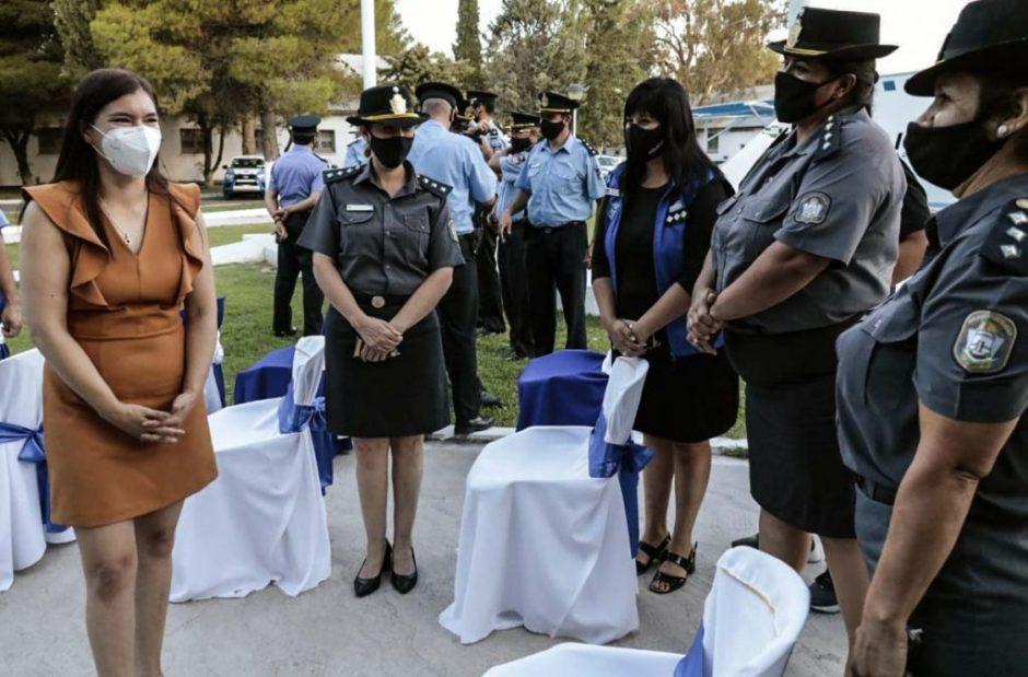 Las mujeres conforman el 63% del total de inscriptos en la Policía