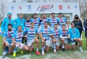 Los Pumas 7s, otra vez campeones del Seven de Madrid: aplastaron a Kenia en la final