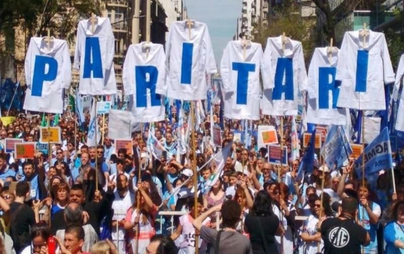 Paritaria nacional: los gremios docentes reclamaron un aumento salarial superior al 30%