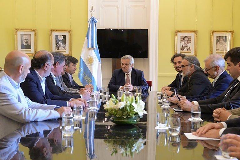 Ante la amenaza del aumento de las retenciones, la Mesa de Enlace pidió una audiencia con Alberto Fernández