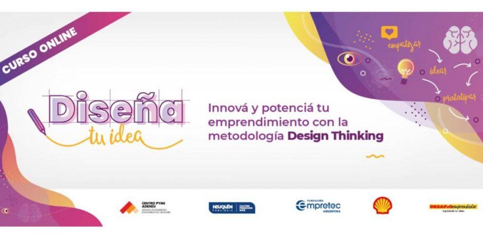 """Convocan a emprendedores a postularse al programa """"Diseña tu idea"""""""