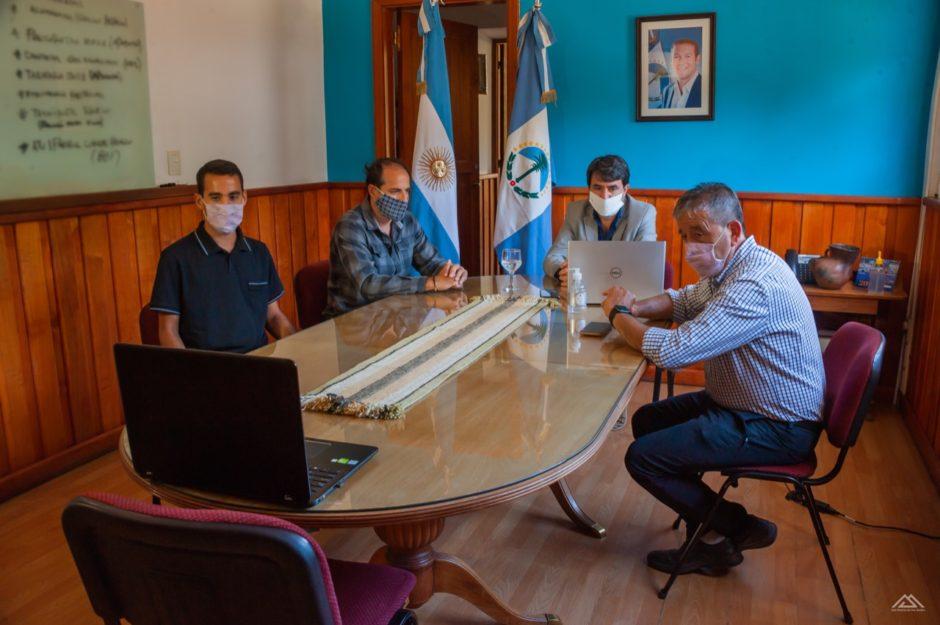 Avanza la implementación de la Gestión Documental Electrónica en el Municipio de San Martín, que permitirá agilizar trámites y procesos