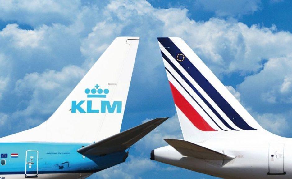 Air France-KLM: 7 mil millones de euros de pérdidas