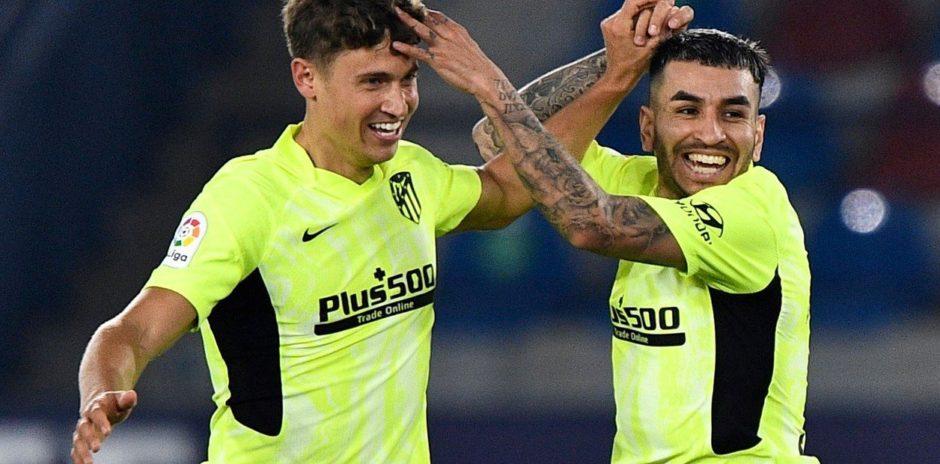 LaLiga – El Atlético de Madrid empató frente al Levante y estiró su liderazgo