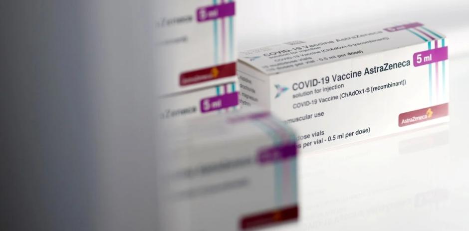 La vacuna de Oxford es más eficaz cuando aumenta el intervalo entre dosis