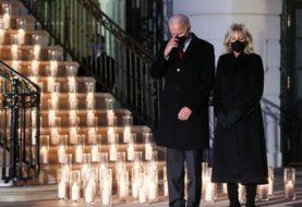 El mensaje de Joe Biden luego de que Estados Unidos supere el medio millón de muertes por COVID-19