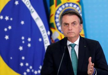 """Jair Bolsonaro: """"Los argentinos están escapando hacia Brasil"""""""