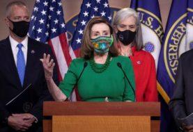 La Cámara Baja de EEUU aprobó un paquete de estímulos por 1,9 billones de dólares para enfrentar la crisis del COVID-19