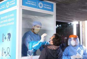 Neuquén : en las últimas 24 horas  3 muertes y 107 nuevos casos de coronavirus