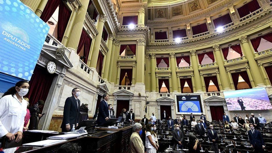 Cámara de Diputados: tiene pendiente un conjunto de iniciativas clave, entre otras el tratamiento del proyecto de modificación del impuesto a las Ganancias