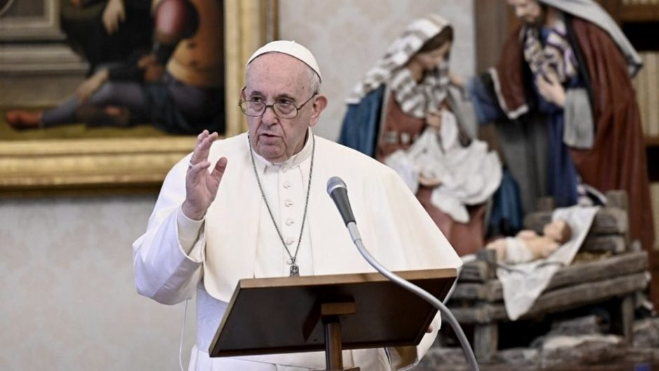 El Papa actualizó el sistema penal del Vaticano, con rebaja de penas por buena conducta