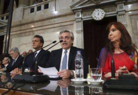 Ante la Asamblea Legislativa, Alberto Fernández hará eje en la reactivación y la campaña de vacunación