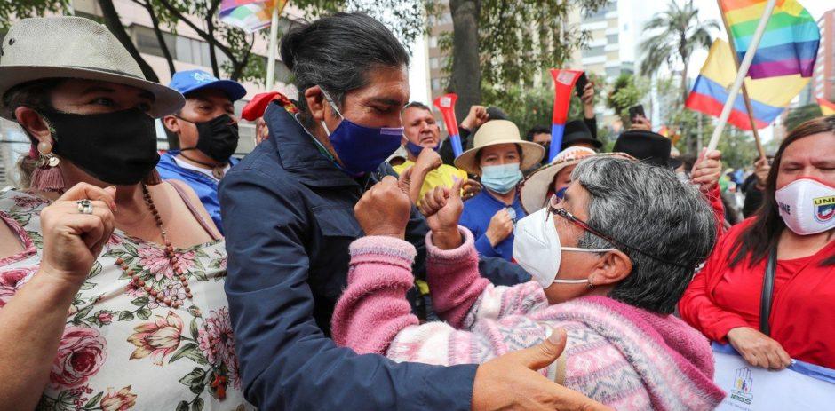 Elecciones en Ecuador: Guillermo Lasso y Yaku Pérez disputan quién ingresa al ballotage con Andrés Arauz
