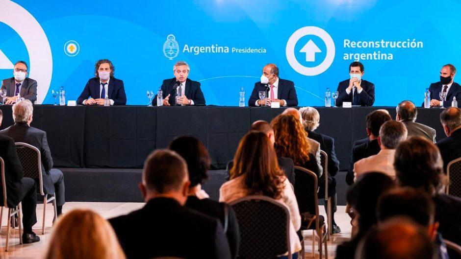"""Alberto Fernández pidió """"garantizar que los precios internacionales no se vuelvan contra los argentinos"""""""