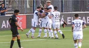 Copa de la Liga Profesional: Gimnasia venció 3-0 a Talleres