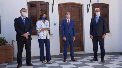 La liga patagónica: las claves de la agenda que los gobernadores del sur plantearán a la Casa Rosada