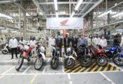 Honda Motors anunció una inversión de USD 5 millones en su planta de Campana