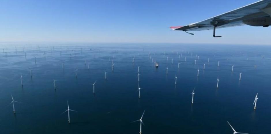 """Una """"isla energética"""": ¿Cómo es el ambicioso proyecto al que apuesta Bélgica?"""