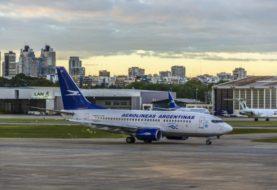 Aeroparque abrirá a mediados de marzo y ya se venden pasajes