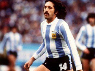 Murió Leopoldo Jacinto Luque, uno de los héroes campeones del Mundial 1978
