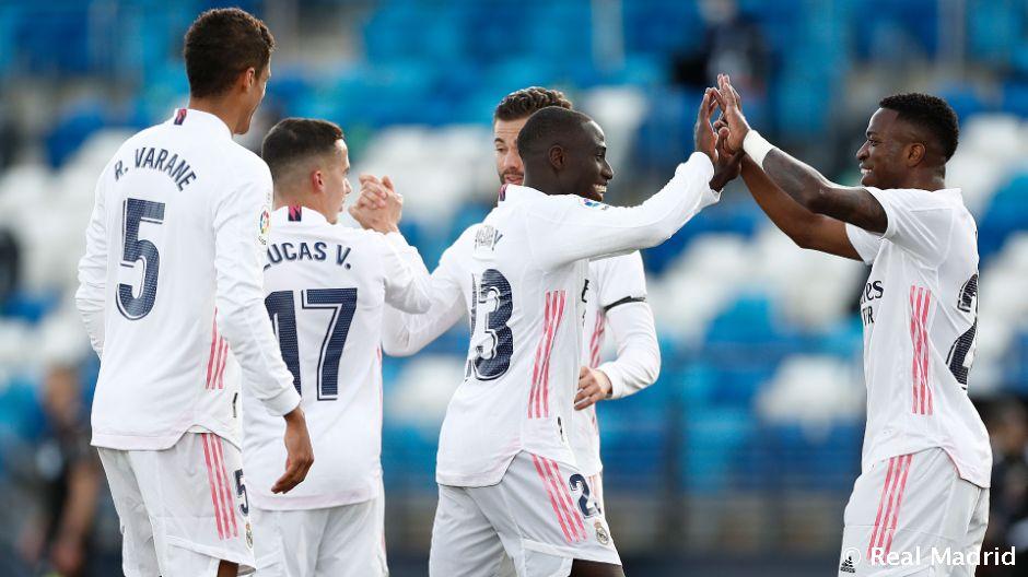 Liga de España – Ganó el Real Madrid y se puso a sólo tres puntos del Atlético de Madrid del Cholo Simeone