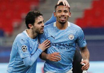 Con la vuelta del Kun Agüero, el Manchester City le ganó al Borussia Mönchengladbach por los octavos de la Champions League