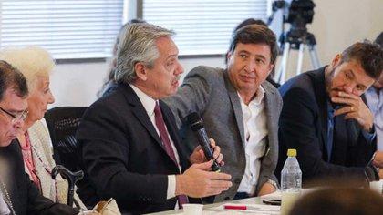 Alberto Fernández relanzará hoy la Mesa contra el Hambre, tras varios meses de inactividad por la pandemia