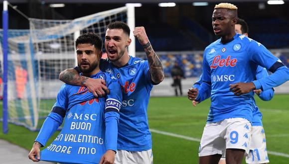 Serie A:  Napoli se recuperó con un triunfo sufrido y valioso ante Juventus