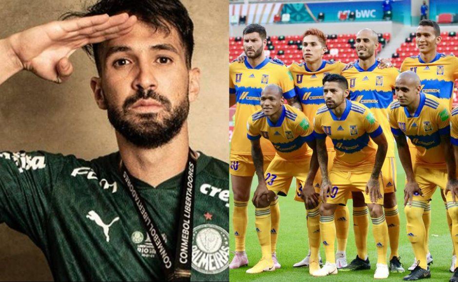 Palmeiras – Tigres: hora, formaciones y por dónde verlo en vivo
