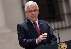 Chile recibe otros cuatro millones de vacunas contra el COVID-19 y Sebastián Piñera llamó a respetar las prioridades