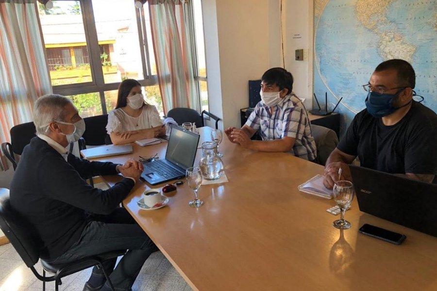 Pasó a un cuarto intermedio la reunión de ATE y el gobierno de Neuquén