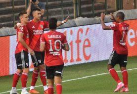 River le ganó por la mínima al recién ascendido Platense y se acomodó en la Copa de la Liga