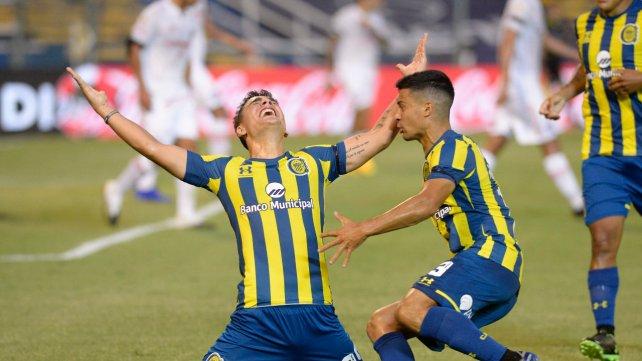 Copa de la Liga Profesional: Rosario Central consiguió un triunfo ante Argentinos Juniors en el cierre de la primera fecha