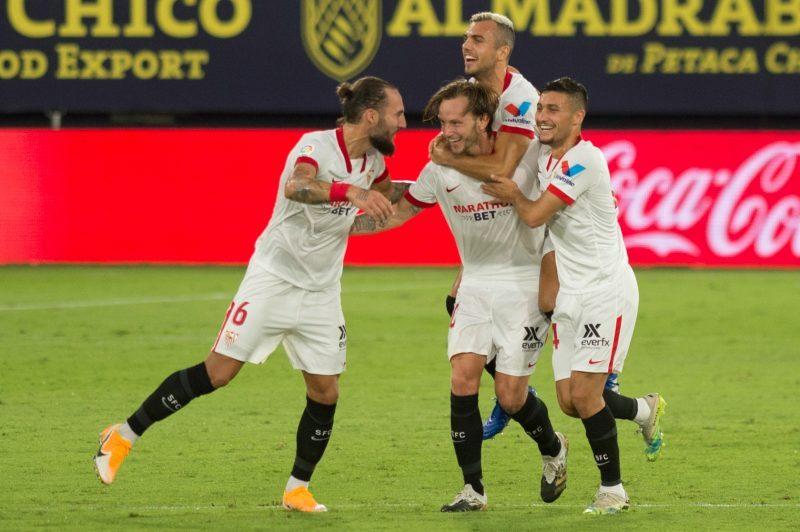 Liga de España: Sevilla, con tres argentinos, quiere seguir de racha