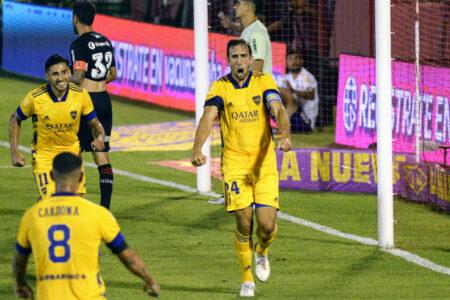 Boca consiguió su primer triunfo en la Copa de la Liga ante Newell's