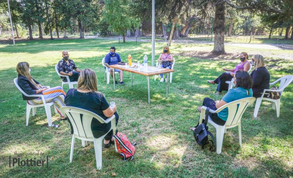Plottier: Nuevos proyectos y acciones para los jóvenes