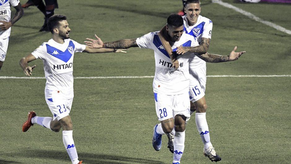 Copa de la Liga: Vélez se aseguró el primer puesto de su zona y Colón se clasificó a la próxima fase