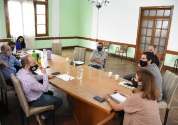 Provincia avanza en la implementación del programa RN Suelo Urbano en San Antonio Oeste