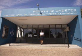 Por primera vez en la historia, la Escuela de Cadetes de la Policía cuenta con una Jefa de Cuerpo
