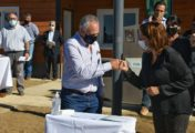 En pocos días comenzarán las obras de infraestructura en las 120 viviendas de UNTER en Bariloche