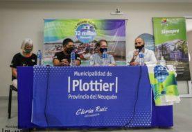 Plottier: se presentaron las 32 Millas Regata del Limay