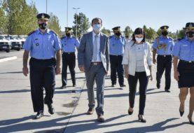 Neuquén: suman más equipamiento para la Policía provincial con una inversión de 125 millones de pesos