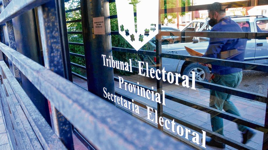 Se abrió la inscripción para el primer juez electoral de Río Negro